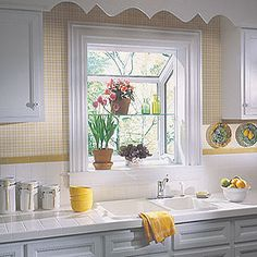 16 Best Kitchen Box Window Images On Pinterest Garden