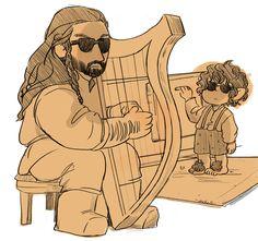 When Bilbo' for radiorcrist, since it was her idea! O Hobbit, Hobbit Hole, Bagginshield, Fandom Memes, Jrr Tolkien, Thranduil, Middle Earth, Lord Of The Rings, Lotr