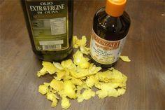 Oleolito al limone per unghie, pelle e cellulite!