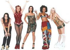 Spice Girls! i still have the movie and the cd to this day :)