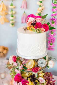 wedding cake details #weddingcake @weddingchicks