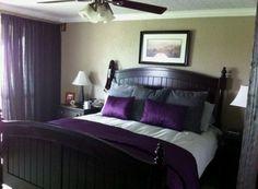 purple bedrooms on pinterest purple bedroom walls purple bedrooms