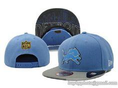 NFL Detroit Lions Snapback Hats Retro 2015 Draft 34 7960dad658b