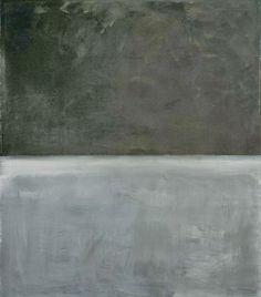 untitled black on grey mark rothko - Google Search