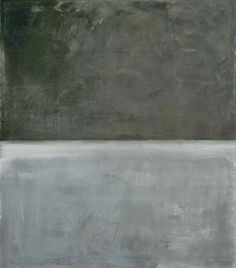 untitled black on grey mark rothko - Google Search