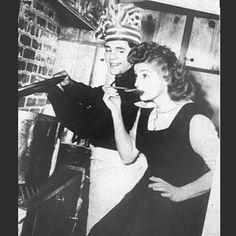 Desi Arnaz & Lucille Ball