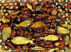 Paul Klee - The Aquarium