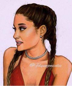 I love her braids