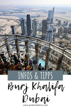 In Dubai, Burj Khalifa, Highlights, Middle East, Travel Inspiration, Destinations, Gin, Movie Posters, Tricks