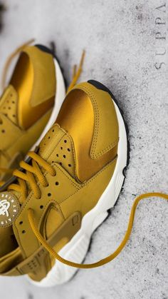 Nike Wmns Air Huarache 'Bronzine' by Suppa