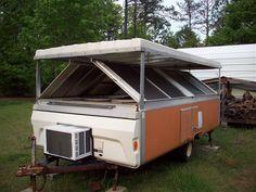 "1976 Apache Ramada ""hardside"" pop-up camper. - Georgia Outdoor News Forum"