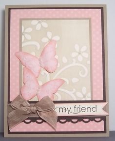 precious butterflies stampin up - Google Search