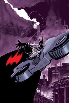 Batman by Tim Sale *