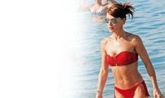 «Χάσε 5 κιλά σε έναν μήνα!» - Η δίαιτα της Βίκυς Χατζηβασιλείου που κάνει στην κυριολεξία θαύματα! -idiva.gr Bikinis, Swimwear, Fitness, Blog, Fashion, Bathing Suits, Moda, Swimsuits, Fashion Styles