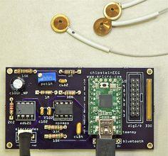 Oscilloscope using Teensy or #Arduino - #electronics #maker
