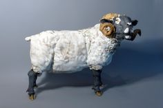 Ram by Elaine Peto