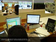 디자인 기획자를 위한 인포그래픽(Info-graphics) 2 Task Analysis, Monitor, Model, Models, Template, Modeling, Mockup