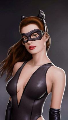 Catwoman (Anne Hathaway)  ~The Dark Knight Rises~