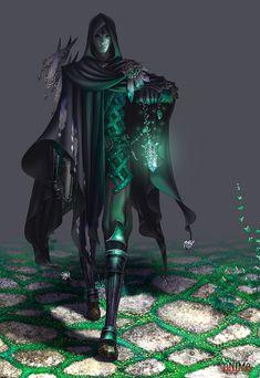 Anima: Danjayni Sage by `Wen-M on deviantART