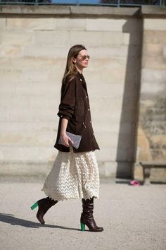 Street Life with Style: PFW Street Style