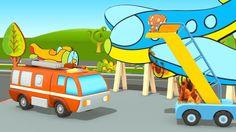 Sam il pompiere personaggi cartone animato bambino bambina new