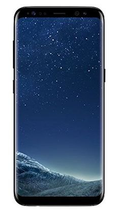 Samsung Galaxy S8 Smartphone (5,8 Zoll (14,7 cm) Touch-Display, 64GB interner Speicher, Android OS)