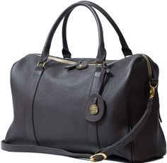I LOVE! Leather changing bag | tote style | PacaPod