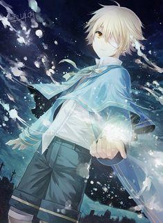 Oliver #anime #illustration