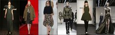 Fall 2013 Color Trend Alert- Military Green