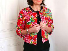 Veste Bernadette de République du Chiffon