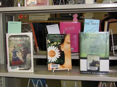 Read Around the World in 90 Days book display at DeSoto Library by jocolibrary, via Flickr