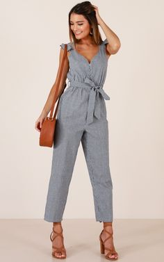 2173efa84833 23 Best Jumpsuits & Rompers images in 2019 | Sweatpants, Bodysuit ...