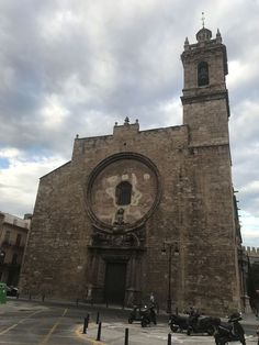 Santos Juanes Church, Valencia, Spain