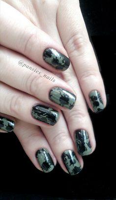 stamping nail art Y-001