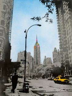The Empire State Building Nick Walker