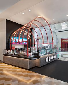 Kiosk Design, Cafe Design, Retail Design, Bar Interior, Retail Interior, Interior And Exterior, Stand Design, Booth Design, Mall Kiosk