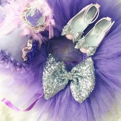 Tutu Birthday Set in Purple styled with our Alba 71 shoes  Shop: http://ift.tt/29hqmM1