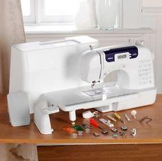 BROTHER CE-1100-PRW CE1100PRW 100-Stitch Project Runway Sewing Machine+ Warranty
