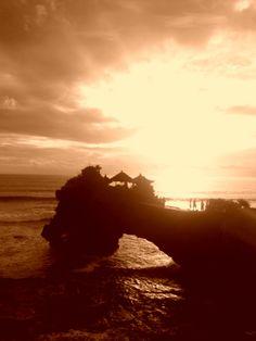 Pura Luhur Tanah Lot (Tanah Lot Temple) in Tabanan, Bali