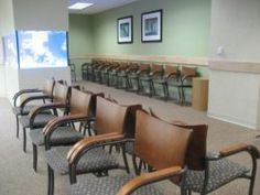Versteel Companion Seating can be dignified and formal or colorful and fun....
