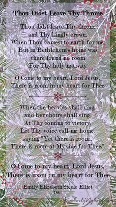 This Christmas Hymn