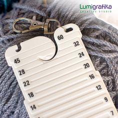 Spin Buddy Spinner's Multitool | Etsy Recess Rules, Dot Symbol, Craft Bags, Split Ring, Yarn Over, Knit Or Crochet, Creative Studio, Gauges, Snug Fit