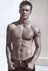 Justin Timberlake....he just melts in your mouth