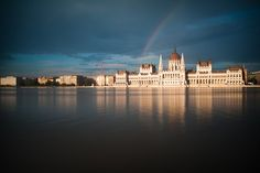 Flood in Budapest