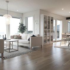 Post: Casa noruega con vistas a los fiordos ---> blog decoracion interiores, casa nórdica, casa noruega, decoración en blanco, decoración negro, estilo nórdico, pared negra, vistas fiordos
