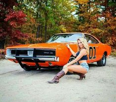 "1969 Dodge Charger R/T ""General Lee"" -Wow #dodgechargerclassiccars"