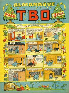 TBO-Portadas antiguas de TBO-Tebeos antiguos-Rafael Castillejo-Zaragoza en la memoria- Paper Crafts, Diy Crafts, Conte, Looking Back, Diy Tutorial, Nostalgia, Humor, Cartoons, Old Magazines