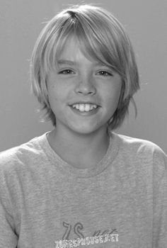 A young Cole Sprouse should play Huck Finn because while he likes adventure, he is also smart and respectful, like Huck.