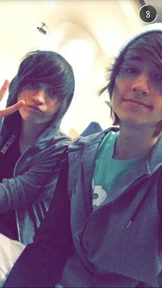 Johnnie Guilbert & Kyle David Hall ♡♡
