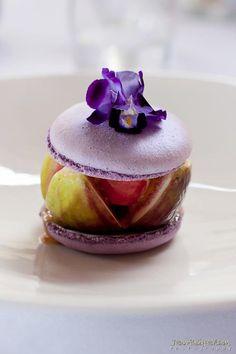 Macaron à la figue ... Le Coco's Tahiti